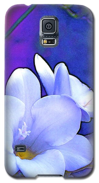 Color 4 Galaxy S5 Case by Pamela Cooper