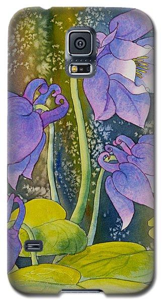 Columbine Galaxy S5 Case by Teresa Ascone