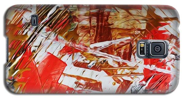Comission 23 Uplifting Behaviour Galaxy S5 Case