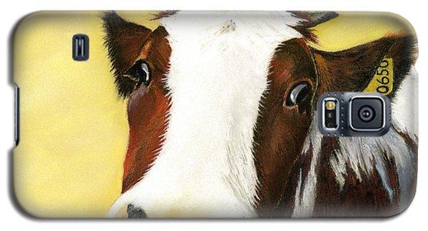 Cow No. 0650 Galaxy S5 Case