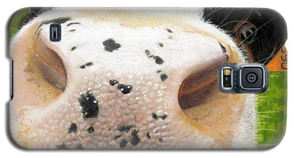 Cow No. 0651 Galaxy S5 Case