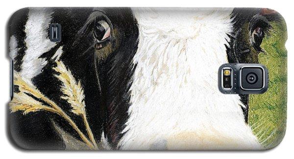 Cow No. 0652 Galaxy S5 Case