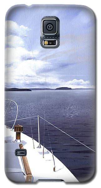 Cruising North Galaxy S5 Case by Gary Giacomelli