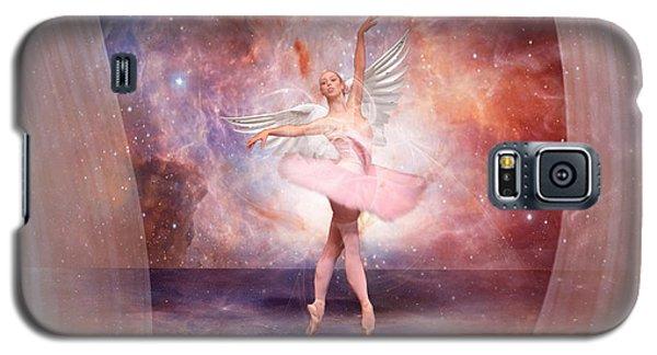 Dancing In The Spirit Galaxy S5 Case