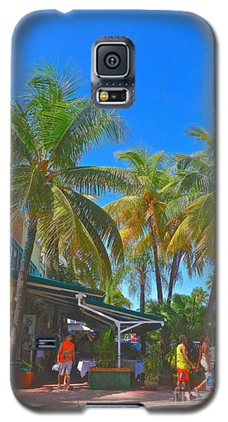 Galaxy S5 Case featuring the photograph Deco Drive by Judy Kay