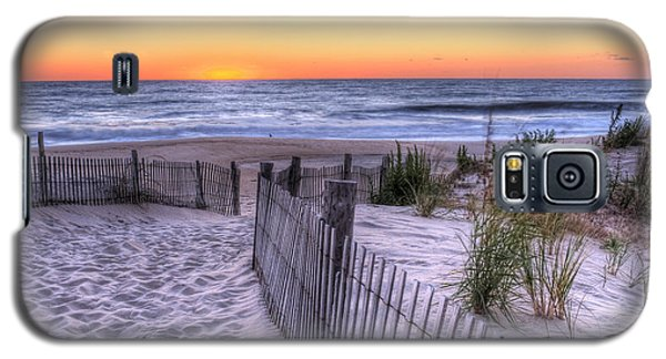 Dewey Beach Sunrise Galaxy S5 Case