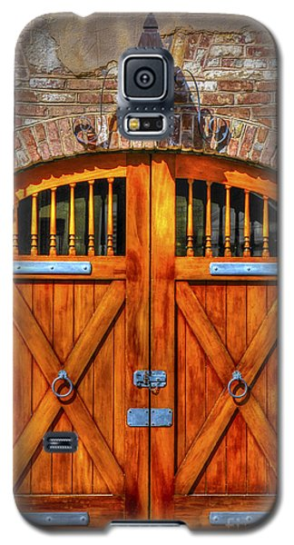 Doors Of Charleston Galaxy S5 Case