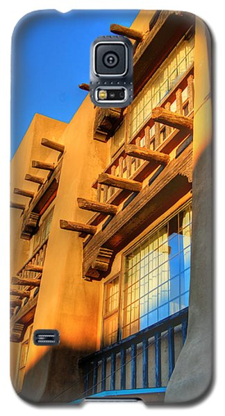 Downtown Santa Fe Galaxy S5 Case