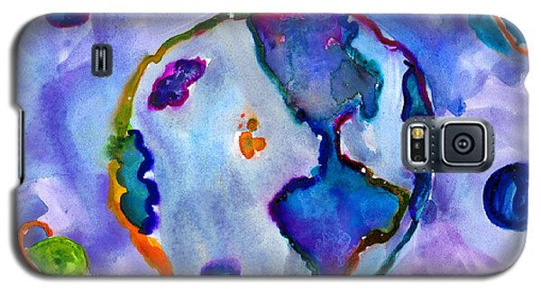 Earth Galaxy S5 Case