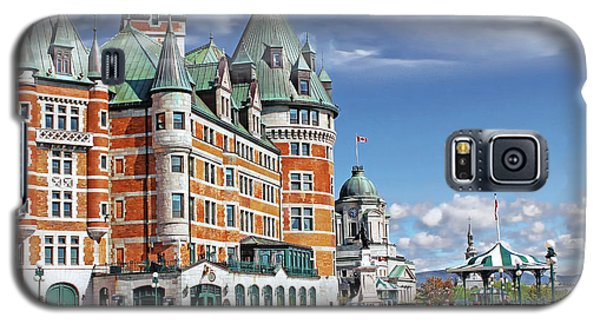 Fairmont Le Chateau Frontenac Series 01 Galaxy S5 Case