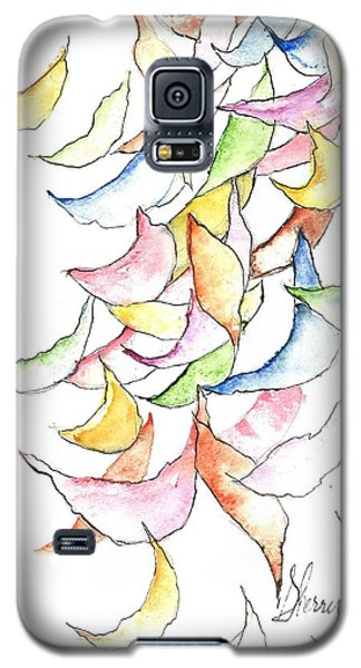 Falling Into Place Galaxy S5 Case