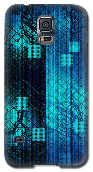 Galaxy S5 Case featuring the photograph Fenced In by Steve Godleski