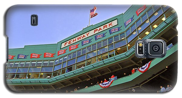 Fenway's 100th Galaxy S5 Case by Joann Vitali