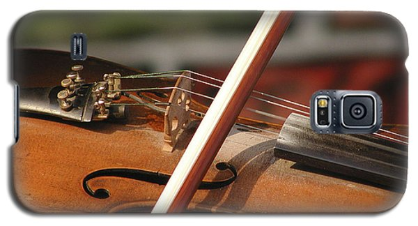 Fiddle Time Galaxy S5 Case