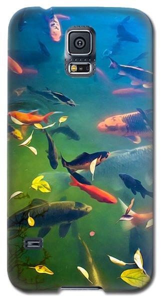 Fish Pond Galaxy S5 Case