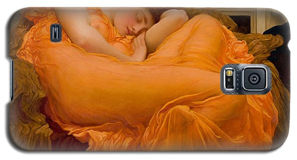 Flaming June Galaxy S5 Case