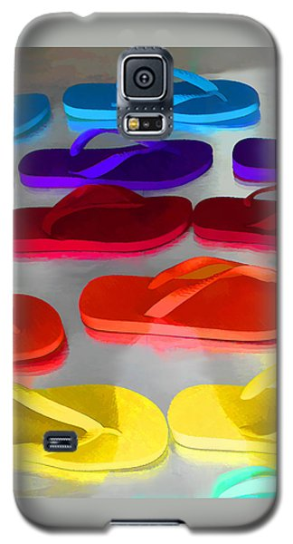 Flip Flopped Galaxy S5 Case