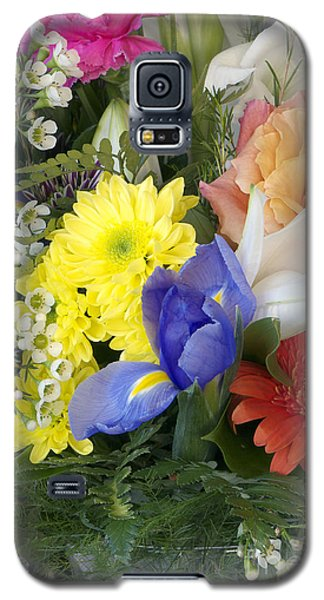 Floral Bouquet 4 Galaxy S5 Case
