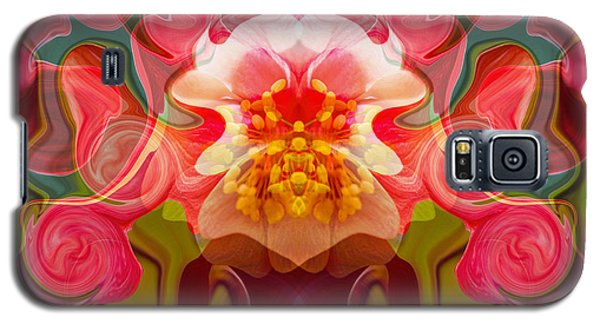 Flower Child Galaxy S5 Case