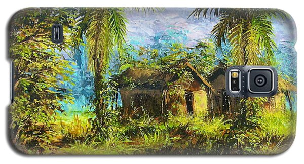 Forest House Galaxy S5 Case