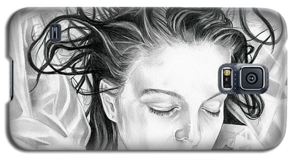 Forget Me Not - Laura Palmer - Twin Peaks Galaxy S5 Case
