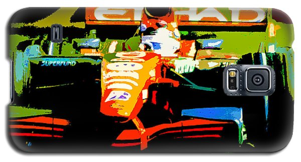 Formula One Galaxy S5 Case by Michael Nowotny