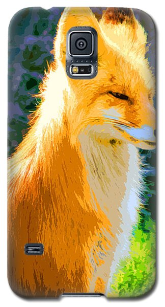 Fox Galaxy S5 Case