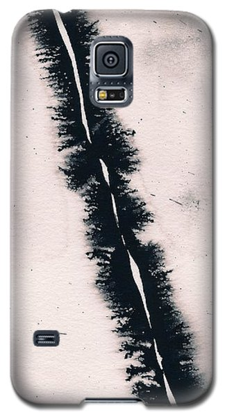 Fracture Galaxy S5 Case