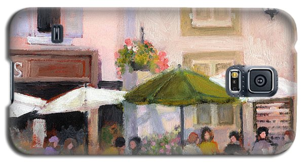 French Country Cafe Il Galaxy S5 Case