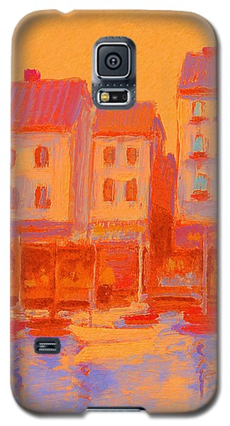 French Harbor Galaxy S5 Case