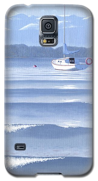 From The Beach Galaxy S5 Case by Gary Giacomelli