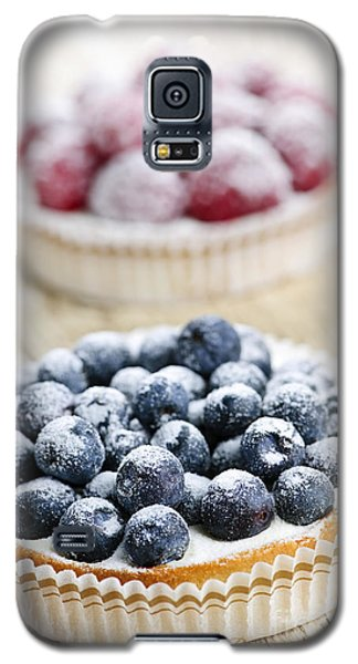 Fruit Tarts Galaxy S5 Case by Elena Elisseeva
