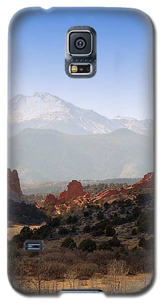 Garden Of The Gods Galaxy S5 Case