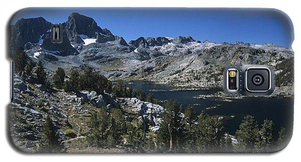 Garnet Lake And Banner Peak Galaxy S5 Case