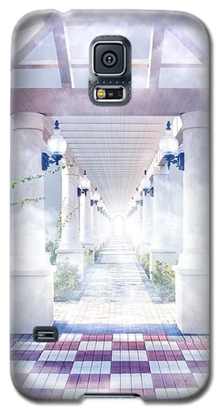 Gateway To Heaven Galaxy S5 Case