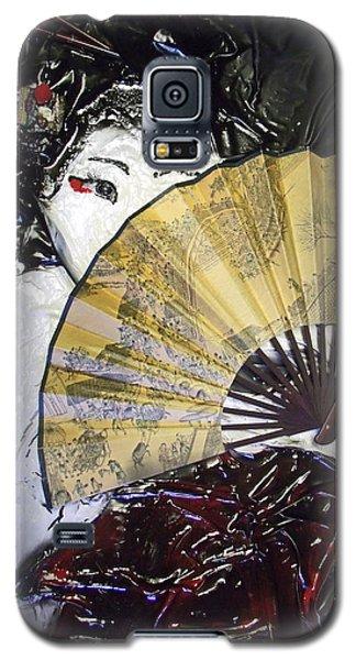 Geisha Girl Galaxy S5 Case