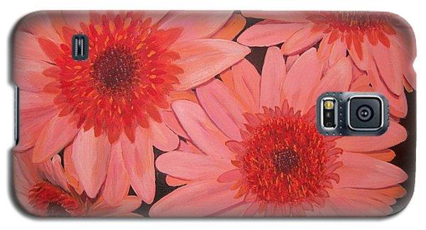 Gerber Daisies Galaxy S5 Case