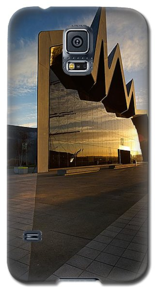 Glasgow Riverside Museum Galaxy S5 Case