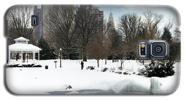 D48l3 Goodale Park Photo Galaxy S5 Case