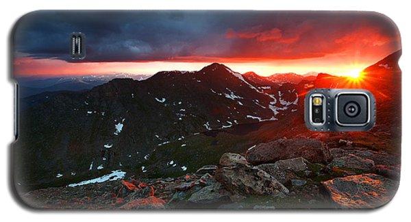Goodnight Kiss Galaxy S5 Case