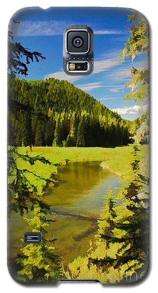 Granite Creek Galaxy S5 Case