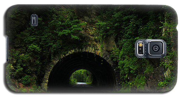 Galaxy S5 Case featuring the photograph Great Smoky Mountains by Jerome Lynch