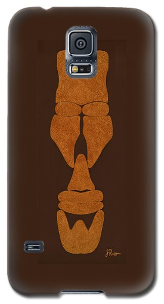 Hamite Male Galaxy S5 Case by Jerry Ruffin