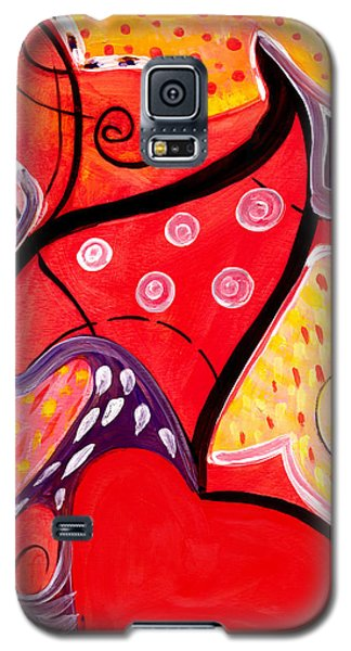 Heart And Soul Galaxy S5 Case