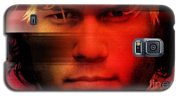 Heath Ledger Galaxy S5 Case