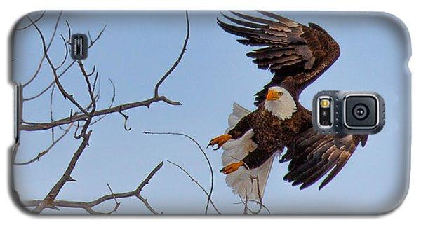 Heron Hunter Galaxy S5 Case