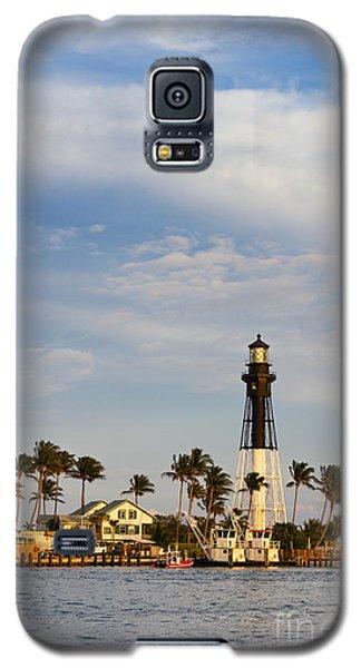 Hillsboro Inlet Lighthouse Galaxy S5 Case