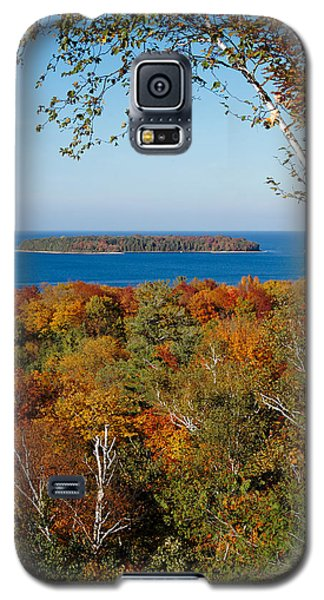 Horseshoe Island Galaxy S5 Case