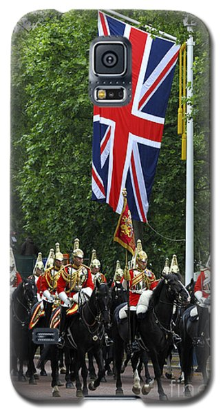 Household Cavalry Life Guards Galaxy S5 Case