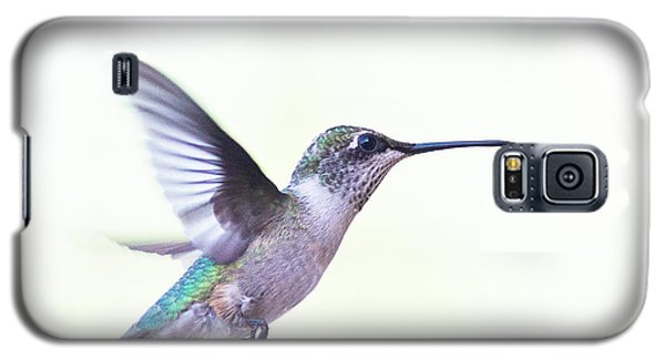 Galaxy S5 Case featuring the photograph Hummer by Annette Hugen